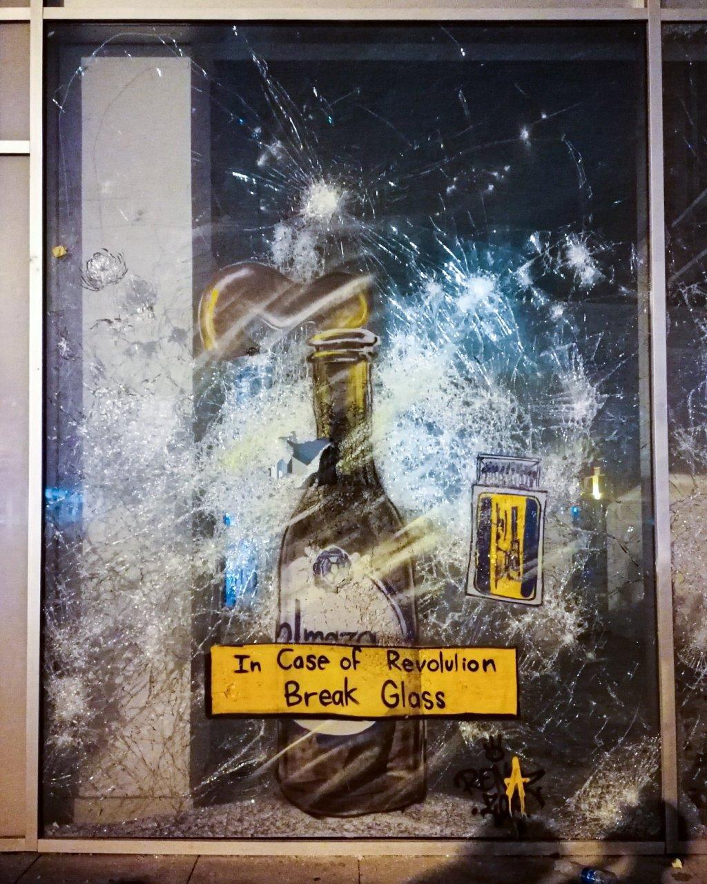 libano_rompere il vetro