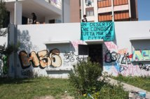 Taranto. #occupy archeo tower