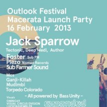 CsaSisma (Mc) - Outlook Pre-Launch Party + Expanded Visions #ConDavidNelCuore