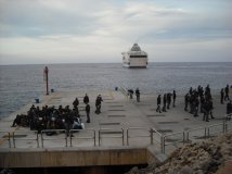 Welcome a Lampedusa - Report multimediale del 30 marzo 2011