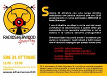 Sherwood Open Day