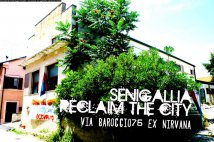Senigallia - Reclaim the city! Occupazione Temporanea