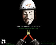 Anonymous - #DirittoDiResistenza #OperationGreenRights #Italy #NoTav Val Susa Resistenza