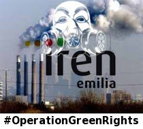 Anonymous - #Italy #Parma NO INCENERITORE - NO RIGASSIFICATORE protest continue