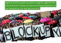 Dal 22 al 24 novembre a Francoforte la European action conference di Blockupy
