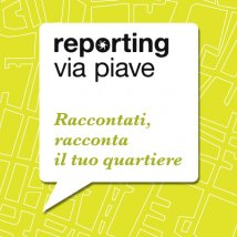 Reporting via Piave