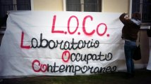 Mestre - Nasce in via Piave il Laboratorio Occupato Contemporaneo