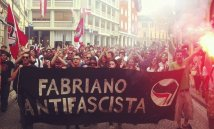 Fabriano - No nazi in my town