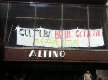 Padova - #occupyaltino 2. Riaperto il cinema in via Altinate