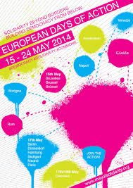 "15-24 May days of action - ""Europe: not only elections, but actions for solidarity and democracy from below!"""